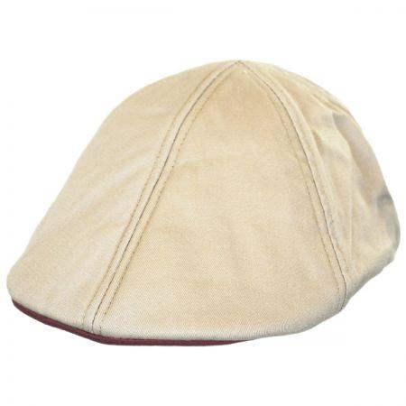 Stetson Packable Cotton Duckbill Ivy Cap