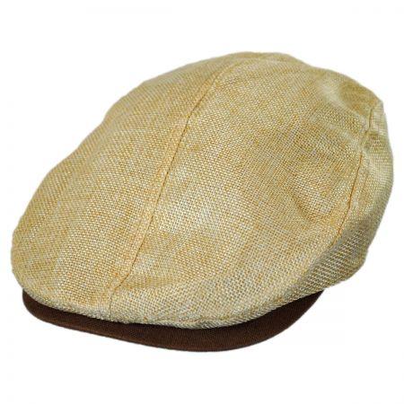 Stetson Two-Tone Burlap Ivy Cap