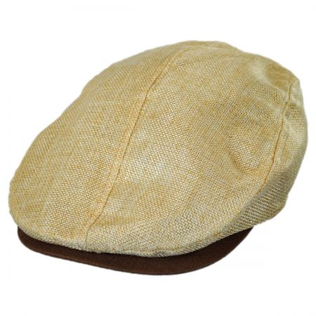 Two-Tone Burlap Ivy Cap alternate view 5