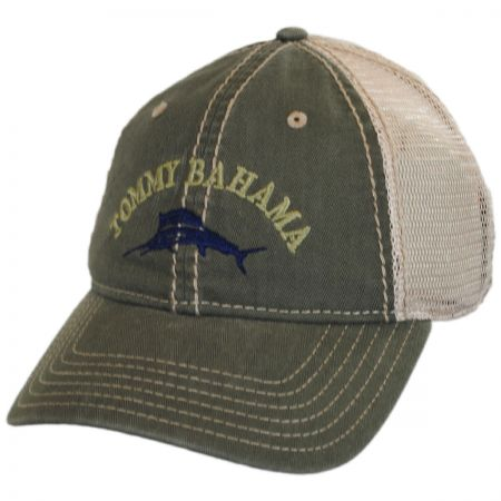 Trucker Cap at Village Hat Shop 501b0b42a5e2