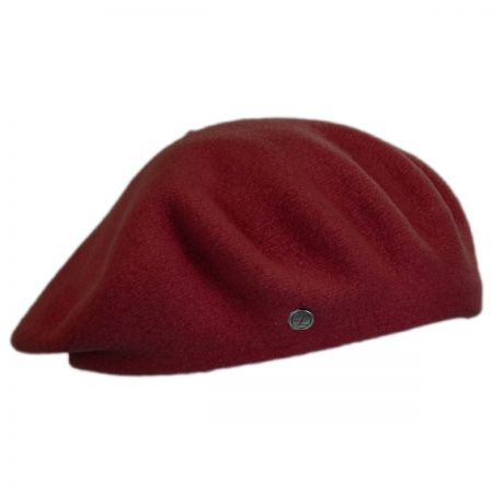 Authentique Classic Wool Beret alternate view 5
