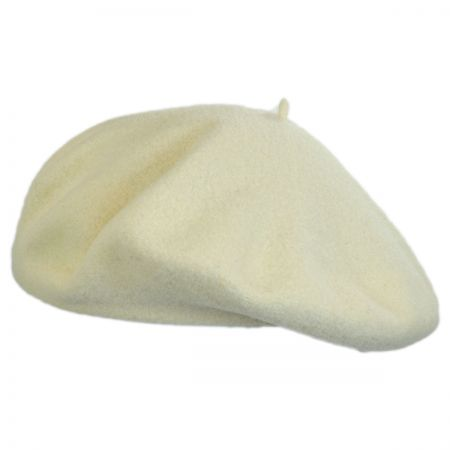 Authentique Classic Wool Beret alternate view 9