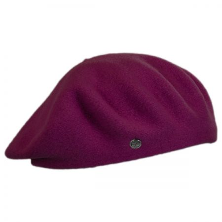 df63c16916f57 Purple Beret at Village Hat Shop