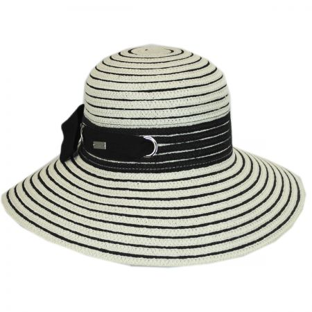 Betmar Jasmine Toyo Straw Sun Hat