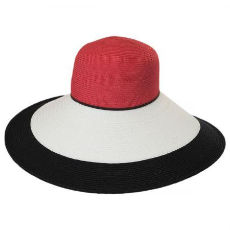Brooklyn Hat Co Glanmire Toyo Straw Swinger Hat
