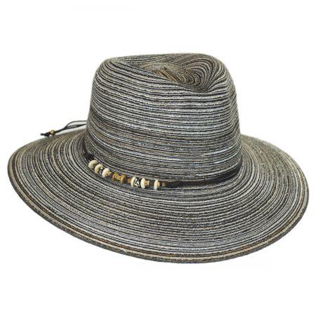 Physician Endorsed Phoenix Straw Fedora Hat