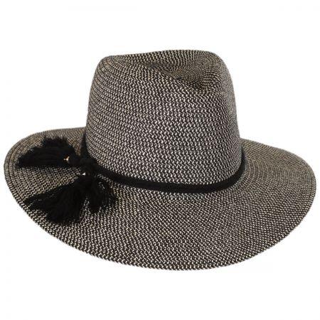 Taylor Toyo Straw Fedora Hat alternate view 1