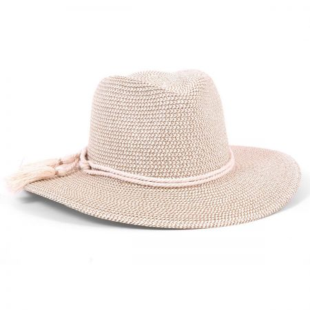 2216ad6eaf7 White Fedora Packable at Village Hat Shop