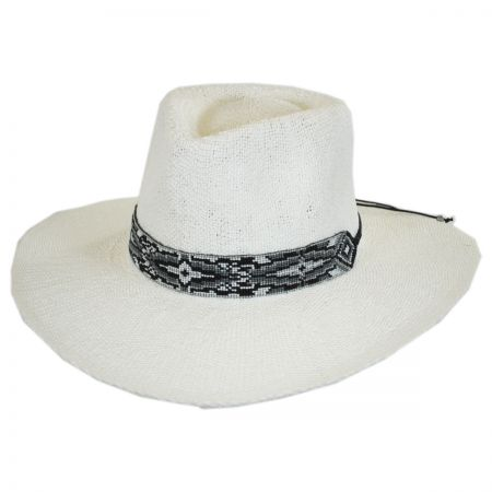 Grey Straw Fedora at Village Hat Shop 3efed39799d