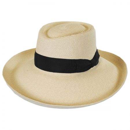 Santana Toyo Straw Plantation Hat alternate view 1