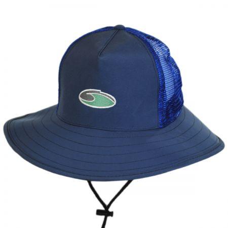 Supplex Mesh Trucker Booney Hat alternate view 1