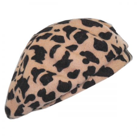 Brixton Hats Audrey Unlined Wool Beret