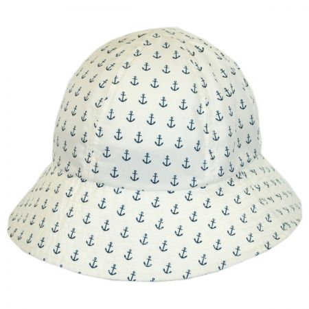 Anchor Rain Bucket Hat alternate view 1