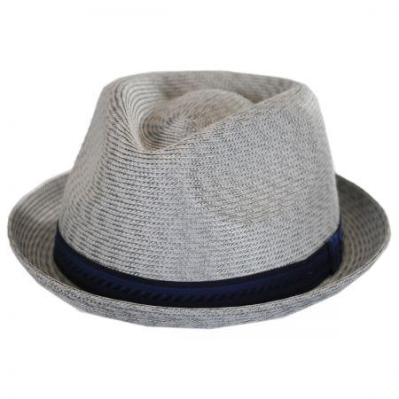 Mannes Poly Braid Fedora Hat alternate view 28