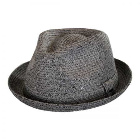 Billy Toyo Straw Braid Fedora Hat alternate view 34