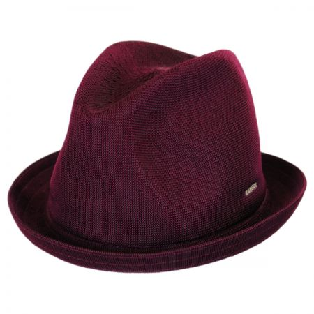 Tropic Playa Stingy Brim Fedora Hat alternate view 16