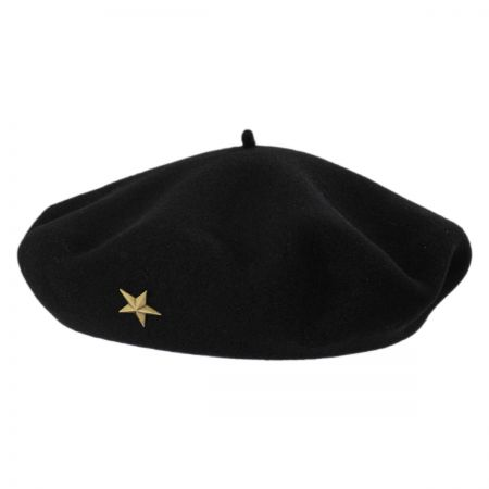 Che Guevara Wool Basque Beret