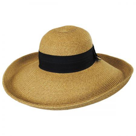 Jeanne Simmons Vineyard Toyo Straw Sun Hat