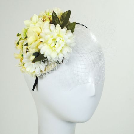 Jeanne Simmons Bouquet Fascinator Headband