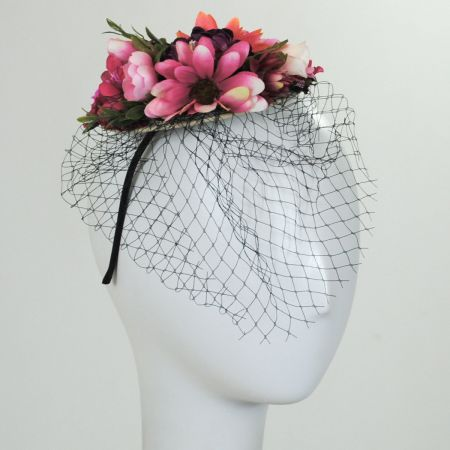 Bouquet Fascinator Headband alternate view 4