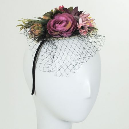 Bouquet Fascinator Headband alternate view 7