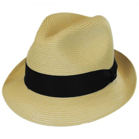 Craig Straw Fedora Hat alternate view 14