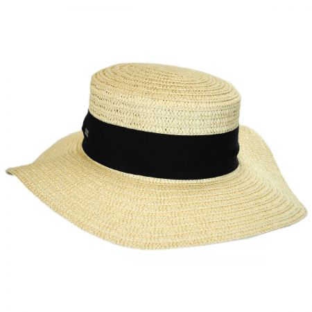 Betmar Chantalle Toyo Straw Sun Hat