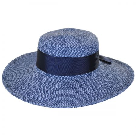 Brim Navy Blue Hats at Village Hat Shop 0ab8edc88b0