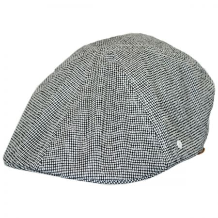 Flexfit Microcheck 504 Duckbill Ivy Cap alternate view 5