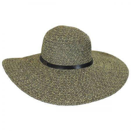 Ramona Braided Straw Swinger Hat alternate view 3