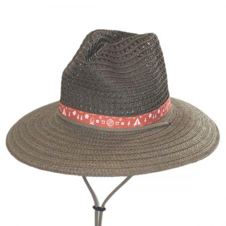 Bella Falls Toyo Straw Lifeguard Hat alternate view 13