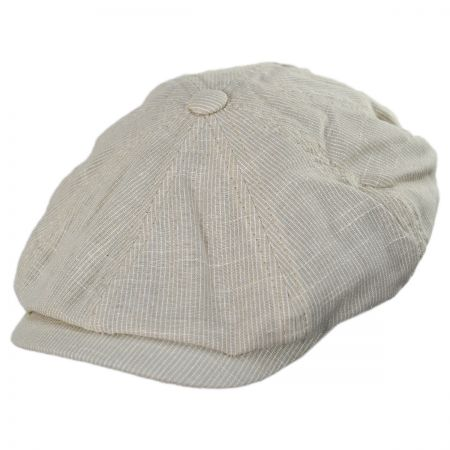 Ashton Cotton Newsboy Cap alternate view 1