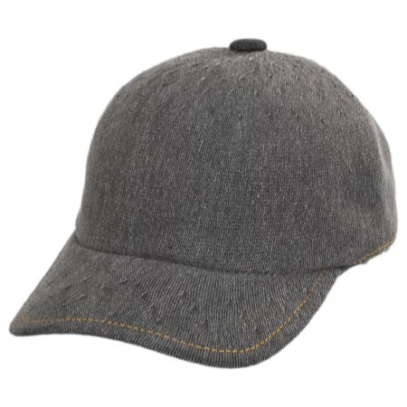 Baseball Caps Fitted Leather at Village Hat Shop f5167729856