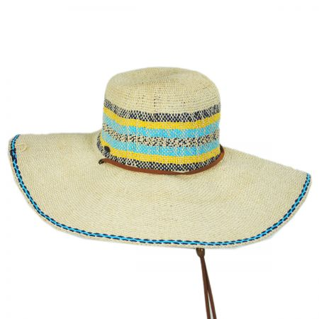 Palapa Toyo Straw Beach Hat alternate view 5