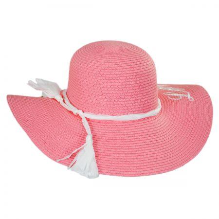 Messages Toyo Straw Sun Hat