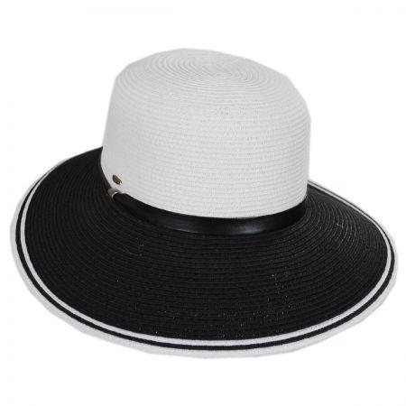 Floppy White Hats at Village Hat Shop 6c744392414