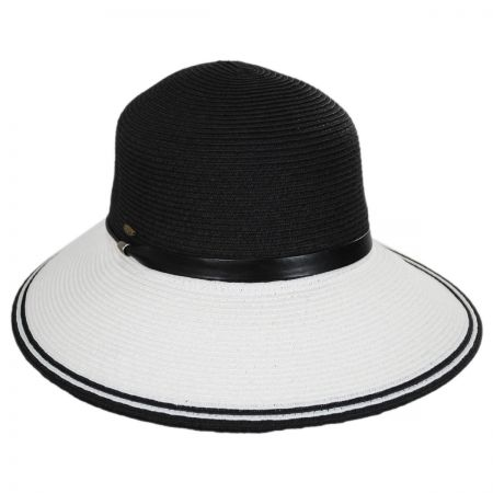 1d88bbc7a41cb3 White Hat Band at Village Hat Shop