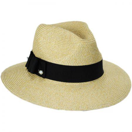 Ellery Toyo Straw Fedora Hat alternate view 9