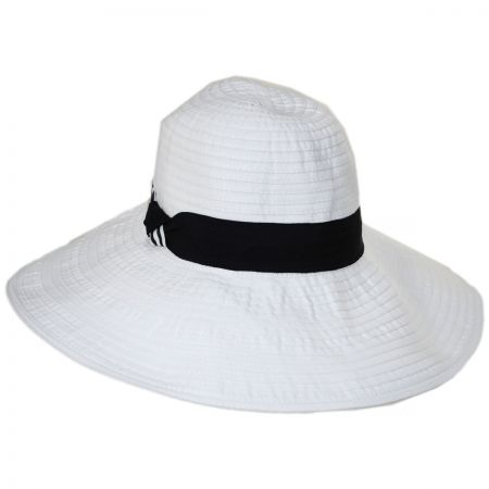 Betmar Morgane Ribbon Sun Hat