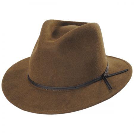 Coleman Wool Felt Fedora Hat alternate view 25