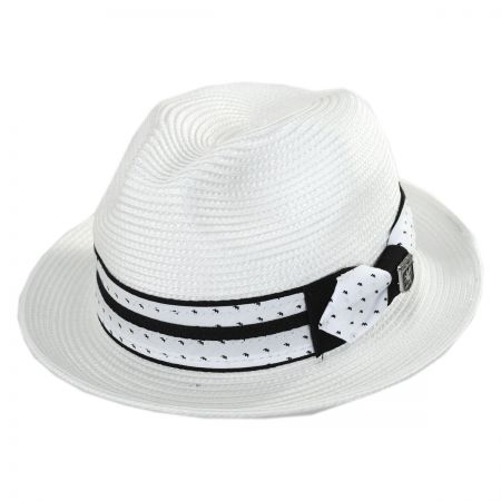 a84faa14855 White Hat Band at Village Hat Shop