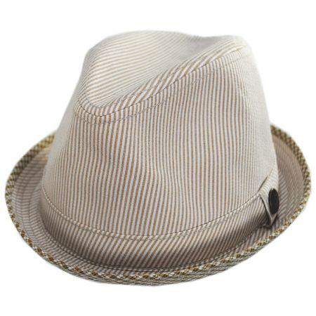 Mind Seeker Fabric Trilby Fedora Hat alternate view 5