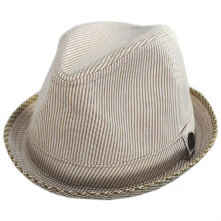 Goorin Bros Mind Seeker Fabric Trilby Fedora Hat