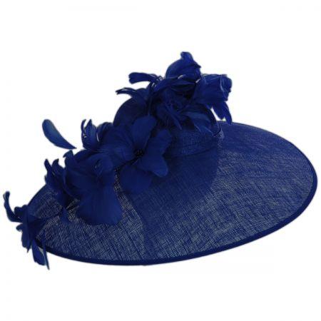 Navy Blue Fascinator Hats at Village Hat Shop f1eb685ec76