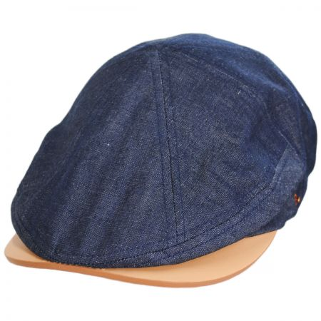 EK Collection by New Era Canvas 7-Panel Driver Cap