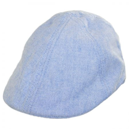 EK Collection by New Era Oxford Cotton Duckbill Ivy Cap
