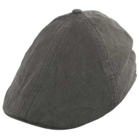 Essential Washed Cotton Duckbill Ivy Cap alternate view 1