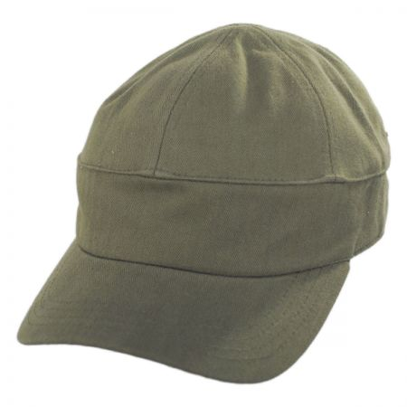 Herringbone Military Cap alternate view 5