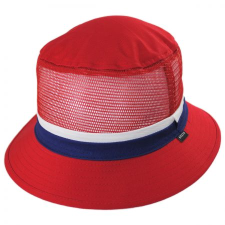 Hardy Cotton and Mesh Bucket Hat alternate view 53