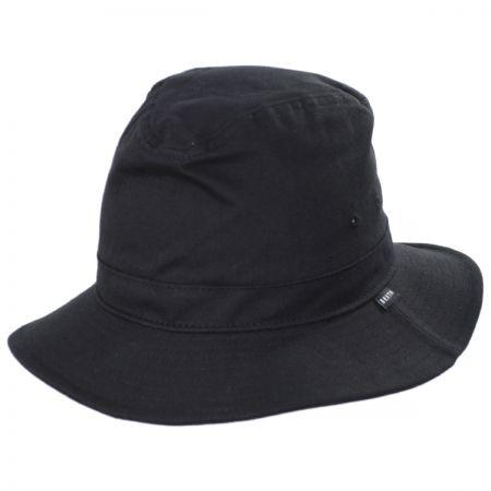 Ronson Cotton Packable Fedora Hat